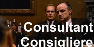 Consultant as Consigliere